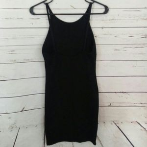 Lulu's ribbed body con dress size M